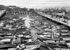 8x10 Print Fisherman's Wharf San Francisco California 1938 #FW1