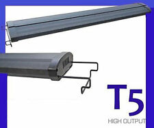 "T5 Aquarium Light 60"" Fish tank T5HO Overhead Two TUBES 150cm to 170cm"