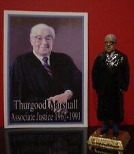 SUPREME COURT JUSTICE THURGOOD MARSHALL FIGURINE - ADD TO YOUR MARX COLLECTION