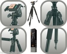 CAMLINK TPPRO24A PROFESSIONAL 1.5M MAX 1.9KG ALUMINIUM TRIPOD, WITH HEAD & CASE