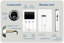 Swann DoorEye Camera SWHOM-DOOREC Door Bell Camera Door Cam Intercom