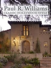 Paul R. Williams:  Classic Hollywood Style-ExLibrary