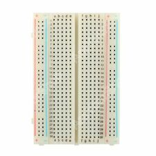 1Pc Universal Solderless Breadboard 400 Tie Point PCB Test For Arduino BS1