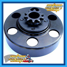 """GO KART """" CLUTCH DRUM WITH 10 TOOTH SPROCKET """" IAME X30, KA100 BELL BY ITALSPORT"""