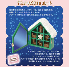 Re-ment dollhouse miniature Christmas snowhouse chocolates