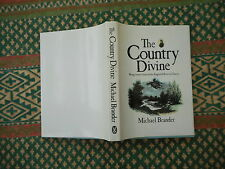 SIGNED COPY MICHAEL BRANDER THE COUNTRY DIVINE   FIRST  EDITION 1981