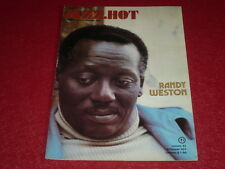 REVUE JAZZ-HOT / N°336 AVRIL 1977 RANDY WESTON