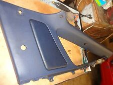 Toyota Supra MK3 1990-92 Passenger Rear Upper 1/4 Door Panel Blue OEM