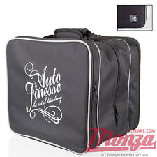 Auto Finese Detailers Valet / Detailing Storage Kit Bag *Wax / Sealant / Polish*