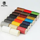 0.65mm Leather Hand Sewing Waxed Thread Sewing Cord for Leather Caft Stitching