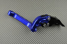 Levier lever flip-up ajustable clutch embrayage bleu blue BREMBO PR16 16X18 PR16