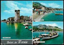 AA0709 Latina - Provincia - Saluti da Formia - Vedute
