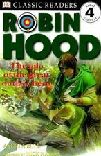 DK Readers: Robin Hood (Level 4: Proficient Readers)-ExLibrary