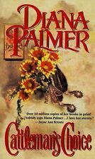 Cattleman's Choice by Diana Palmer (1995, Paperback)