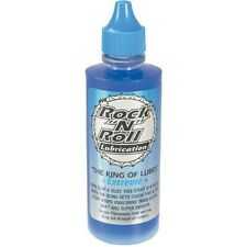 ROCK N ROLL EXTREME BIKE BICYCLE CHAIN LUBE FOR MOUNTAIN BIKES 4 OZ