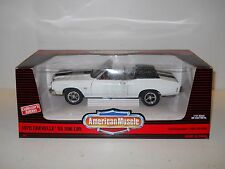 Ertl 1:18 Diecast 1970 Chevelle SS 396 L89 Convertible -Backyard Conversion RARE