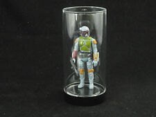5 x PROTECH VINTAGE STAR WARS CYLINDER DISPLAY CASES / TUBES