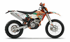 KTM 250 SX-F, EXC-F, EXC-F XCF-W, XC-F, SXS-F WORKSHOP  MANUAL 2005 - 2008