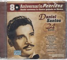 SEALED - Daniel Santos CD 24 Exitos 80 Aniversario BRAND NEW