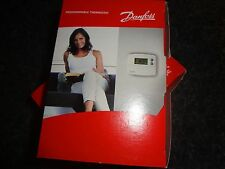 Danfoss TP5000Si Programmable Thermostat Hardwired 5/2 Day 087N791000 same day P