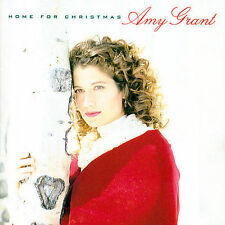 AMY GRANT - HOME FOR CHRISTMAS - CD SHIPS NEXT DAY! RARE OOP