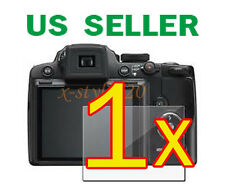 1x Nikon Coolpix P500 Clear LCD Screen Protector Cover Guard Shield Film