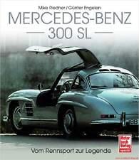 Fachbuch Mercedes-Benz 300 SL, Vom Rennsport zur Legende, viele Bilder, NEU