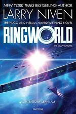 Ringworld: The Graphic Novel, Part One-ExLibrary