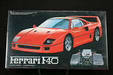 XA040 FUJIMI 1/24 maquette voiture 12001 1000 1 Ferrari F40 sports car 1988