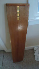 New  Sunfish Sailboat Mahogany Daggerboard
