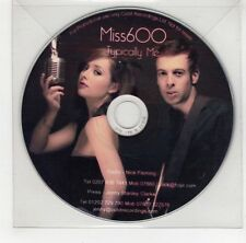 (GI288) Miss 600, Typically Me - DJ CD