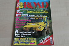 163861) Range Rover 4.6 HSE vs Ford Explorer - Off Road 07/1997