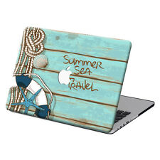 """Wood Painting Hard Case Cover +KB +SP For New Macbook Pro Air 11""""13""""15 Retina 12"""
