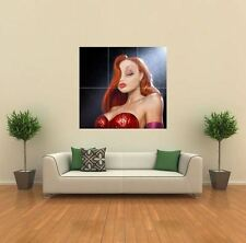 JESSICA RABBIT ROGER RABBIT NEW  ART PRINT POSTER PICTURE WALL G095