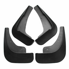 For 2008-2012 Mitsubishi Lancer Molded Splash Guards Mud Flaps