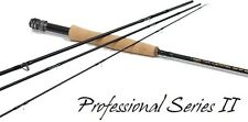 "TEMPLE FORK OUTFITTERS PROFESSIONAL SERIES II 9' 0"" 6 WEIGHT 4 PIECE FLY ROD+BAG"