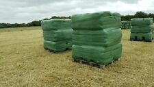 Small Bale Haylage and Hay