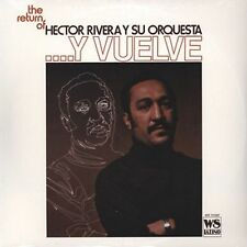 HECTOR RIVERA Y SU ORQUESTA Y Vuelve WEST SIDE LATINO Sealed Vinyl Record LP