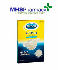 Scholl Air Pillo Comfort Shoe Insoles Cut to Size unisex breathable airpillo
