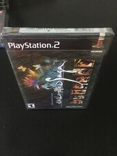 Unlimited Saga (Sony PlayStation 2, PS2) Brand New, Factory Sealed Game
