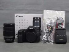 Excellent Canon EOS 60D DSLR Camera Body & EF-S 18-200 IS Lens Kit w/ Charger