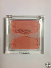 L'Oreal Blush Delice Sheer Blush ( Front Page Peach )  NEW.