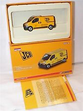 Vauxhall Vivaro Van JCB New in Box Ltd edition CC14406