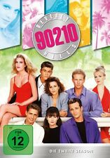 BEVERLY HILLS 90210 SEASON 2 MB  8 DVD NEU  JENNIE GARTH/IAN ZIERING/+