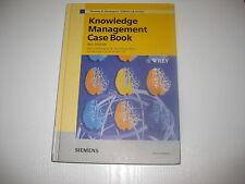 Knowledge Management Case Book von Gilbert J. B. Probst, Thomas H. Davenport