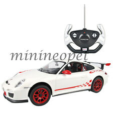 RASTAR 42800 R/C RADIO REMOTE CONTROL CAR  PORSCHE 911 GT3 RS 1/14 WHITE
