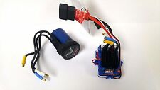 Traxxas Velineon VXL-3s Brushless Speed Control &3500 Motor iD ESC Slash