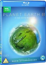 Planet Earth II BD 2 Blu-rays NEU Planet Erde 2 David Attenborough Blu-ray 2016