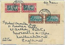 POSTAL HISTORY - SOUTH AFRICA: Voortrekkers Commemoration FDC cover! 1938
