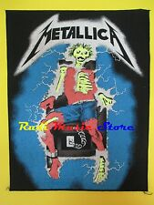 TOPPA patch METALLICA 37x32 cm (*)  cd dvd lp mc vhs live promo